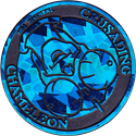 World POG Federation (WPF) > The Tick Kinis Blue-Crusading-Chameleon.