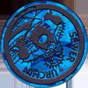 World POG Federation (WPF) > The Tick Kinis Blue-Sewer-Urchin.