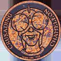 World POG Federation (WPF) > The Tick Kinis Bronze-Crusading-Chameleon.