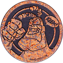 World POG Federation (WPF) > The Tick Kinis Bronze-The-Tick-Keen.