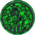 World POG Federation (WPF) > The Tick Kinis Green-American-Maid.