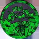 World POG Federation (WPF) > The Tick Kinis Green-Dean.