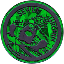 World POG Federation (WPF) > The Tick Kinis Green-Sewer-Urchin.