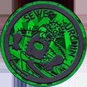 World POG Federation (WPF) > The Tick Kinis Green-Sewer-Urchin.