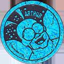 World POG Federation (WPF) > The Tick Kinis Light-Blue-Arthur.