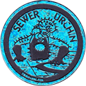 World POG Federation (WPF) > The Tick Kinis Light-Blue-Sewer-Urchin.