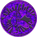 World POG Federation (WPF) > The Tick Kinis Purple-The-Tick-crouching.