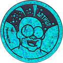 World POG Federation (WPF) > The Tick Kinis Turquoise-Arthur.