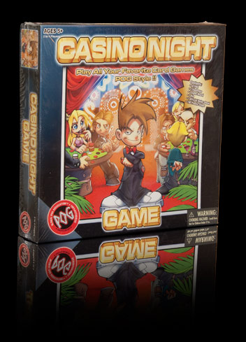POG Game - Casino-Night