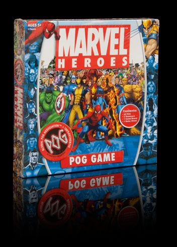 POG Game - Marvel-Heroes