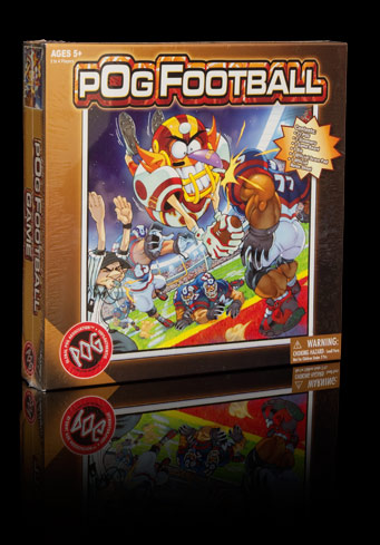POG Game - POG-Football