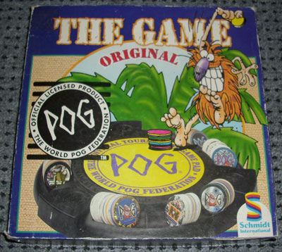 POG The Game Schmidt Spiele version from Germany (box)