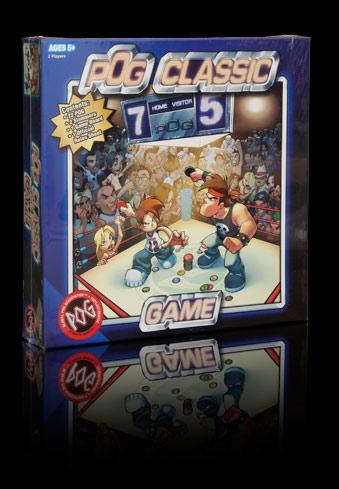 POG Game - Pog-Classic