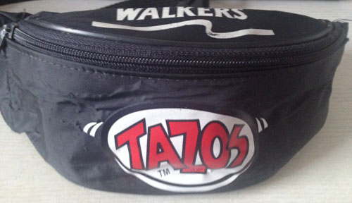 Tazos bum bag