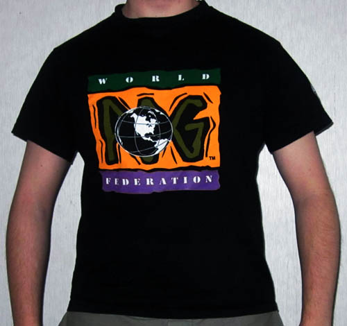 World POG Federation t-shirt