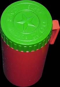 Dok Caps Super Plastic container tube
