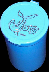 Jots USA container tube